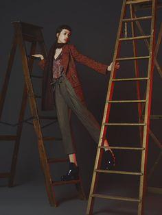 #Sisley #Sisleyfashion #FW2017 #woman #man #collection #fashion #trend #jackets #shirt #pants