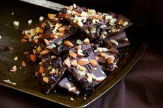 Sea-Salted Fruit & Nut Chocolate Bark