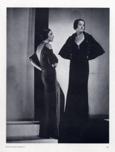 Molyneux, Evening Gown, 1932