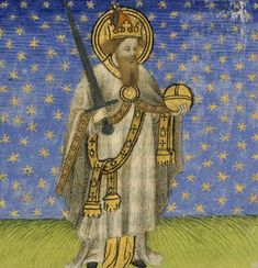 King of the Franks (768–814), king of the Lombards (774–814), and emperor (800–814). Early years Around the time of his birth—conventionally held to be 742, but likely to be 747...