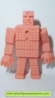 Mattel toys action figures for sale to buy M.U.S.C.L.E. Men / Kinnikuman Ultimate Wrestlers figure #039 SUNSHINE A condition: overall excellent - no damage, no discoloration, no marker spots. figure s