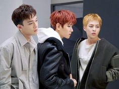 Find images and videos about kpop, exo and baekhyun on We Heart It - the app to get lost in what you love. Exo Chen, Exo Xiumin, Kai, K Pop, Fanfiction, Exo Official, Ko Ko Bop, Wattpad, Kim Minseok