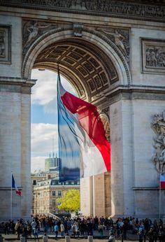 Bastille Day, Paris France