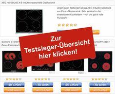 Ceranfeld und- Cerankochfeld - Testsieger-Vergleich-Tabelle - Störer http://www.cerankochfeld-kaufen.com