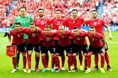 SELECCIÓN DE ALBANIA en la Eurocopa 2016