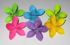 Crea tu flor del color q mas te guste