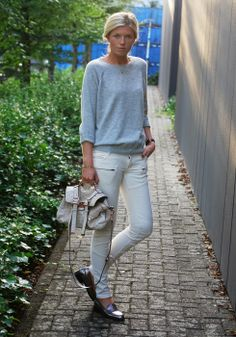 Mirror of Fashion: OUTFIT OF THE DAY // SILVER STORIES