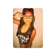 pretty girl swag | Tumblr ❤ liked on Polyvore