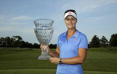 Anna Nordqvist wins the LPGA Classic - golf events