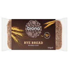 Bread || Rye Bread Sliced