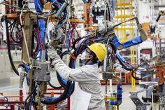 Endüstriyel Üretim Nedir?