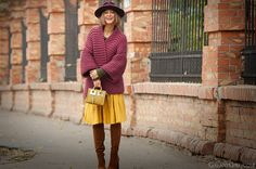 Autumn outfit 2014 on GalantGirl.com