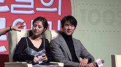 """유연석 """"웃는 모습에 끌린다"""" [영화] 그날의 분위기 제작보고회현장 (2015.12.8)"""