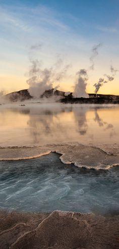 Reykjanes - Geothermal, I C E L A N D