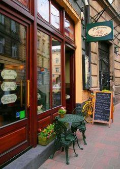 La Bicicletta Restauracja & Café - podobno dobre, Miodowa 7