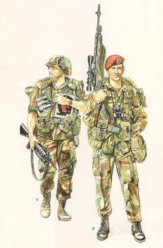Osprey Men-At-Arms Series 159 - Grenada 1983