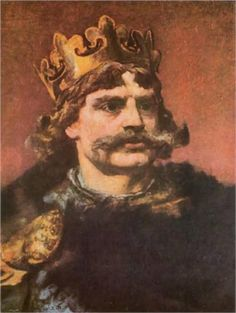 Boleslaw the Brave by Jan Matejko