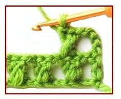 Puntos Básicos Crochet - Mundo Crochet