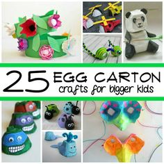 25 Recycled Tin Can Crafts For Kids Tin Can Crafts, Cute Crafts, Preschool Crafts, Crafts For Kids, Yellow Crafts, Pony Bead Crafts, Fun Math Activities, Egg Carton Crafts, Business For Kids