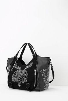 Handbags Desigual Bag Rotterdam Blondie