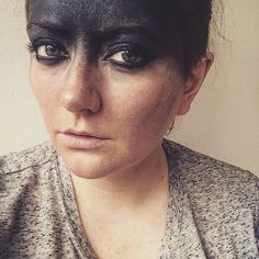 Ever So Juliet | UK Lifestyle, Beauty & Baking blog: HALLOWEEN HOW TO: FURIOSA (MAD MAX) MAKEUP