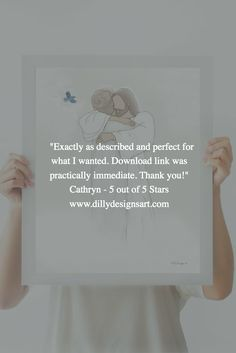 """""""Exactly as described and perfect for what I wanted. Download link was practically immediate. Thank you!"""" Cathryn - 5 out of 5 Stars www.dillydesignsart.com/ Funeral Gifts, What I Want, Things I Want, How To Draw Hands, In This Moment, Stars, Link, Hand Reference, Sterne"""