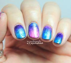 Wondrously Polished: #nail #art
