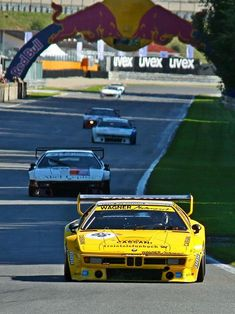 Le Mans, Sports Car Racing, Sport Cars, Auto Racing, Grand Prix, Road Race Car, Race Around The World, Bmw M1, Classic Race Cars