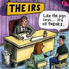 I'm a Democrat who happily pays her taxes, but this is funny.