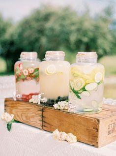 Flavored water, yes please! Photography: Ashley Ludaescher - http://ashleyludaescher.com/