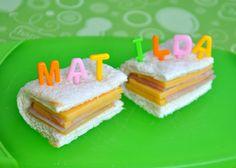 Matilda sandwiches