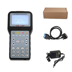 168.00$  Buy now - CK100 V46.02 with 1024 Tokens CK100 Auto Key Programmer SBB Update Version CK100 Key programmer Support Toyota G Chip  #buyininternet