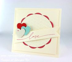 Simple Love by deb2stamp - Cards and Paper Crafts at Splitcoaststampers