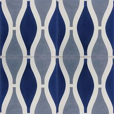 """109 Likes, 3 Comments - Cement Tile Shop (@cementtileshop) on Instagram: """"This is the Sea Breeze pattern from our Oceana Collection. This collection consists of blues and…"""""""