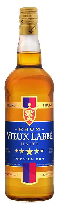 Rhum Vieux Labbé 5 stars Elaborated from slow-aged alcohol during 7 years to…
