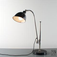 Christian Dell desk lamp type K - ZEITLOS – BERLIN