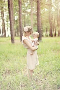 Beautiful Mother and Daughter Photo Session: Brandi Smyth Photography
