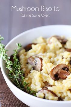 Ingredients  4 to 4.5 cups homemade chicken stock 1 Tbsp. extra-virgin olive oil 1 shallot, minced 1 cup Arborio rice 1/4 cup dry white wine 1 Tbsp. butter 16 oz. sliced cremini or baby bella mushrooms 1/2 cup freshly grated Parmesan cheese