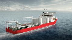 Ordered Cable lay vessel by ABB, PAV