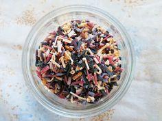 Antipastaa: Itse tehdyt sokerittomat strösselit