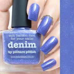 Picture Polish Denim | Live Love Polish
