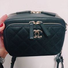 Chanel-Quilted-Double-Zip-Camera-Case-4