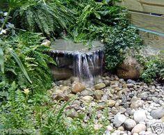 Pondmaster DIY Pondless 700 Waterfall Kit-water feature
