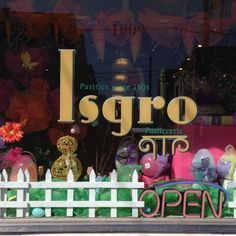 Isgro South Philly Bakery - used to go there all the time during my childhood.