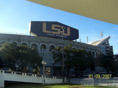 Tiger Stadium   Baton Rouge