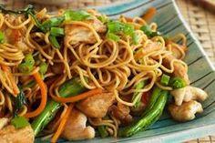 Shanghai - Chicken Stir Fry Noodles