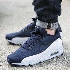 timeless design 89df7 07115 DiscountNike Air Max 90 - Cheap Mens Nike Air Max 90 Ultra Moire Obsidian  Trainer Men Hot