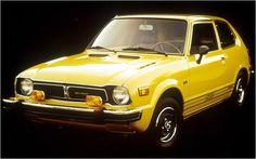 1980 Honda Civic!