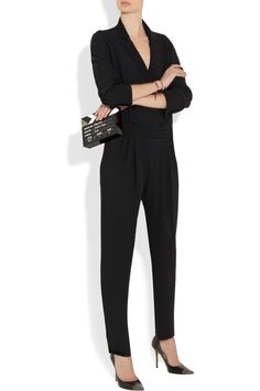 Band of Outsiders Crêpe Jumpsuit
