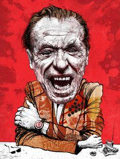 Bukowski Poster | Charles Bukowski Art